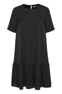 Gestuz CarliGZ SS kjole i sort