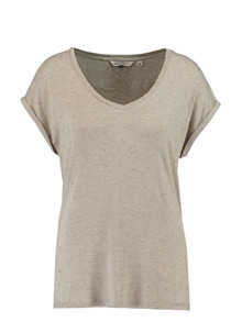 Garcia Ladies T-shirt P80215 i sand