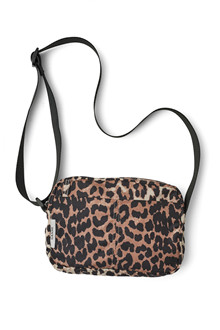 Ganni Fairmont Accessories taske i leo