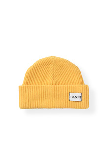 Ganni Hatley hue i gul