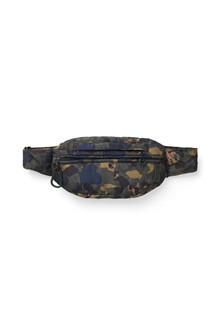 Ganni A2022 Tech Fabric bæltetaske i army