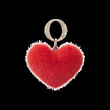 Oh! by Kopenhagen Fur Ally Heart i farven hibiscus