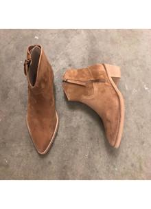 Billi Bi Cuoio Babysilk støvle i beige