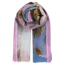 Becksöndergaard Palmier uld tørklæde