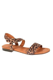 Billi Bi  8714 sandal i Leopardo suede