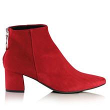 Billi Bi Ruskinds støvle i rød