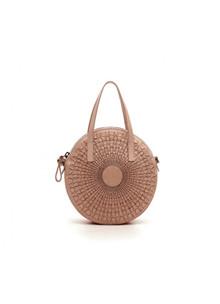 Campomaggi Shopping Piccola Tonda taske i brun