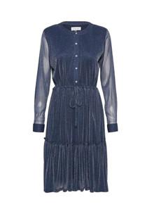 Denim Hunter Mona kjole i navy