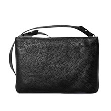 Decadent Alexa double bag i sort