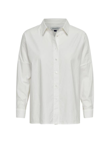 Denim Hunter Ninna skjorte i hvid