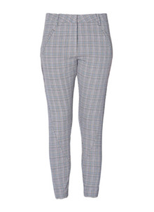 FIVEUNITS Angelie Zip bukser i mønstret