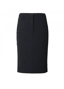 FIVEUNITS Kylie nederdel i mørkegrå