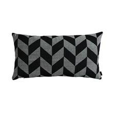 Oyoy Fluffy cushion i mørke nuancer