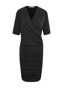 Gestuz Hallie kjole i sort