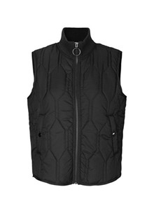 Global Funk Cade vest i sort