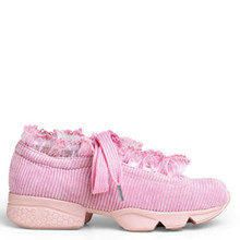 Ganni Dee sneakers i lyserød