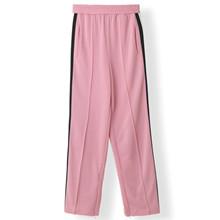 Ganni Dubois Polo bukser i pink
