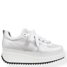 Ganni Naomi sneakers i hvid