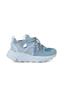 Ganni S0820 Brooklyn Low Sneakers i blå