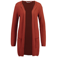 Garcia 170052 ladies cardigan i rust