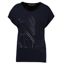 Garcia D70203 t-shirt i navy