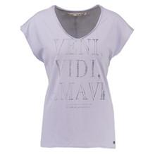 Garcia F70202 t-shirt i lilla