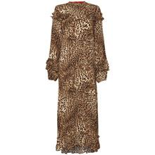 Gestuz Christine kjole i leopard