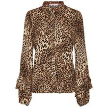 Gestuz Christine skjorte i leopard
