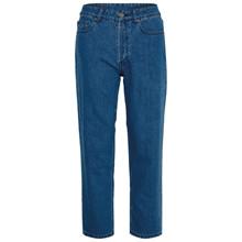 Gestuz Deona jeans i lyseblå denim