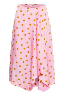 Gestuz Elsie nederdel i lyserød