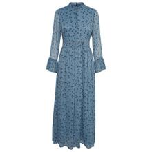 Gestuz Jeanett maxi dress i blå