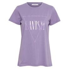 Gestuz Lavish T-shirt i lilla