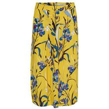 Gestuz Lemon nederdel  i gul