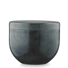 H. Skjalm P stor sæbestens boks i grå