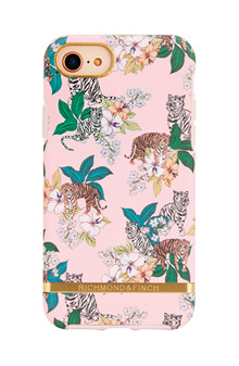 Richmond & Finch Pink Tiger iPhone 6/6S/7/8 cover