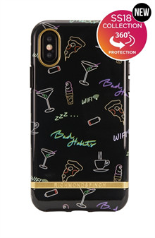 Richmond & Finch iPhone X cover Bad Habits