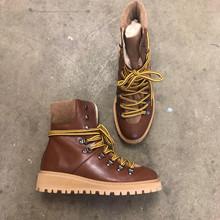Ivylee Alpine støvler i brun