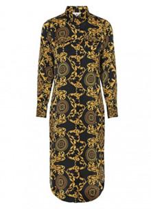 Karmamia Harper Rokoko kjole i sort