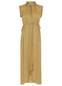 Karmamia India kjole i gul
