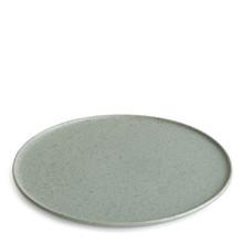 Kähler Ombria tallerken i granit grøn