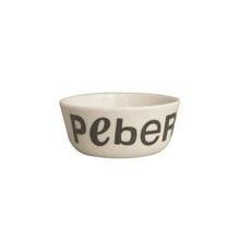 Liebe Peber skål