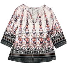 Kudibal Natali Samaya tunic bluse i rosa