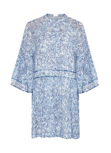 Lala Berlin Kaveh kjole i mønstret