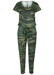 Liberté Alma jumpsuit i Army M - L