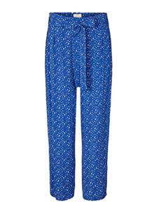Lollys Laundry Aila bukser i blå