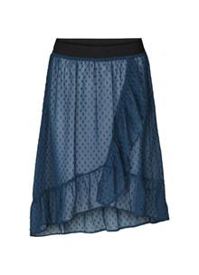 Lollys Laundry  Bertha nederdel i petrol