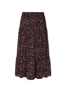 Lollys Laundry Bonny skirt nederdel i sort