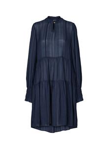 Lollys Laundry  Eva kjole i navy
