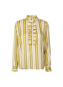 Lollys Laundry  Franka skjorte i gul