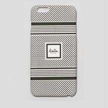 Lala Berlin Iphone 7 Cover i sort/hvid